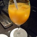 中国料理 桃翠 - マンダリンオレンジ(620円)。