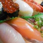 いなせ寿司 - アップ①