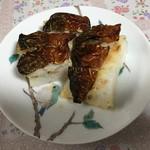 ブルースカイ - 炭火焼鯖寿司
