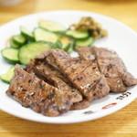味の牛たん 喜助 - 炭火焼牛タン 単品