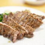 味の牛たん 喜助 - 特切り厚焼き