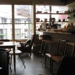 cafe&food may - 店内(2016.05)