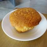 ワイズ アウル カフェ - 白味噌キャラメルマフィン
