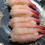 回転寿司 根室花まる 銀座店 -