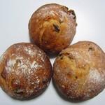 パン・ド・ブレ - 秋限定栗渋皮煮のボルカン