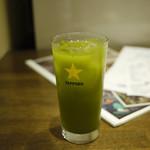 美味物問屋 うれしたのし屋 - 緑茶割り~☆