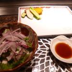 57068513 - 野菜とサラダ