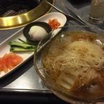 57068620 - 冷麺セット