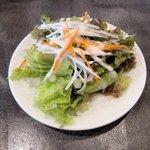 肉バル MARCO - サラダ(ランチ)2016.09.26