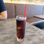 肉バル MARCO - ICEコーヒー2016.10.06