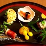 和食ひろば - 前菜