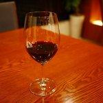 ビストロMER - グラスは「リーデル」製