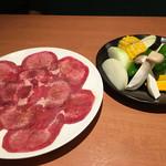 57070306 - [2015年12月]タンと野菜