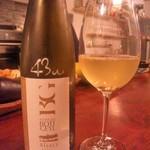 日々ノ泡 - ボット・ゲイル アルザス メティス 2014  アルザスの美味しい辛口ワインです