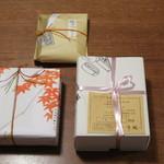 57071995 - 秋の和菓子