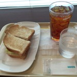 DOUTOR COFFEE - Bモーニングセット390円