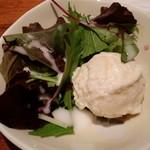 洋食佐藤 - サラダ