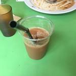 ダブルトールカフェ - アイスコーヒー