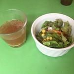 ダブルトールカフェ - スープとサラダ