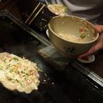 お好み焼本舗 - 料理写真: