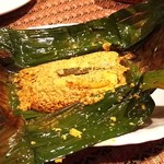 57075789 - Maacher Paturi 魚のマスタードマリネ、包み焼き¥1300