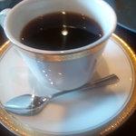 はーきんす - ミニピザセット(ホットコーヒー)