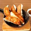 京都ぽーくの鉄板焼き餃子