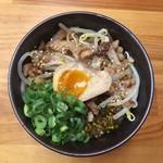 一生懸麺 - 料理写真:ミニ辛高菜丼