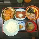 宇和島 - ランチのAセット♥1200円♥ 名物 鯛めし >゜)))彡〰♥
