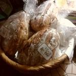 下町キッチン パラダイス - 美味しいパン仕入れました~(^^)/