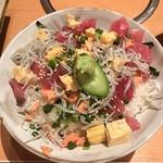 十干 - 海鮮バラちらし丼