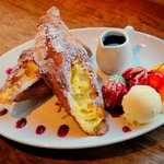 Livingston Cafe - フレンチトースト