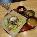 うらら - 料理写真:彩り膳