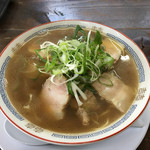 57087794 - ( ̄Д ̄)ノチャーシュー麺¥700