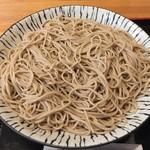 美幌十割そば - 料理写真:十割新蕎麦です。