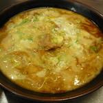 """食""""留麺 - 特みそラーメン"""