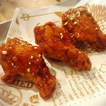 COCO Chiken & Ribs - 小もも肉フライドチキン甘辛味
