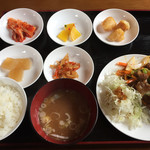炭火焼肉&韓国家庭料理 故郷 -