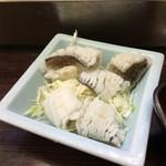 平野屋 - ハモ湯引き❤︎
