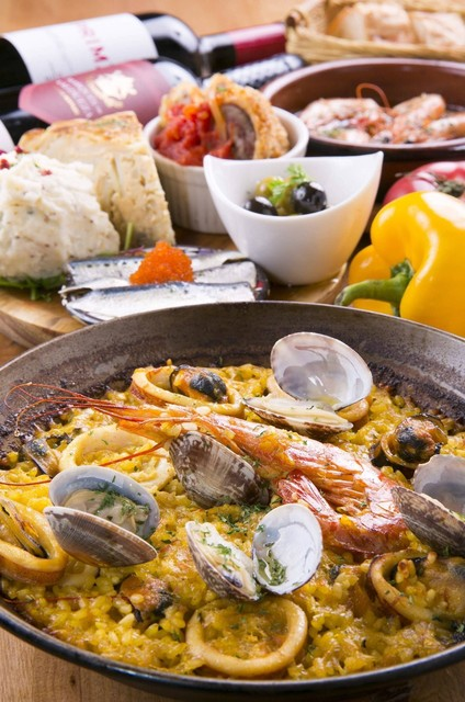 the photo of food spanish bar sola tabelog