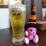焼肉ダイニング 王道プレミアム - 生ビール 453円