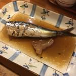 壱番館 - いわしの煮つけ(250円)