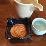 からふぇDINING - 自家製  烏賊の塩辛