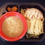 麺屋こうじ - 花咲ガニの濃厚つけ麺