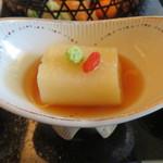 胡蝶 - 銀杏豆腐