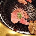 焼肉やる気 - 牛タン