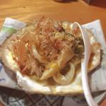 居酒屋ふく郎 - 貝味噌の豪奢。