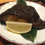 旬の味 たき下 - 黒むつの柚香焼き ¥1295 2016/10/07(金)訪問
