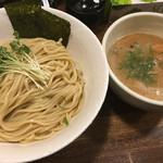 麺屋 藤しろ - 鶏白湯つけ麺 770円