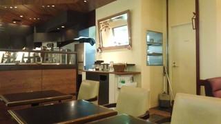 コラソンカフェ - 店内模様